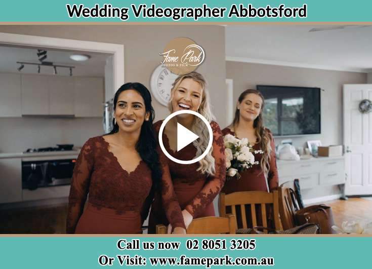 Bride's secondary sponsors Abbotsford NSW 2046