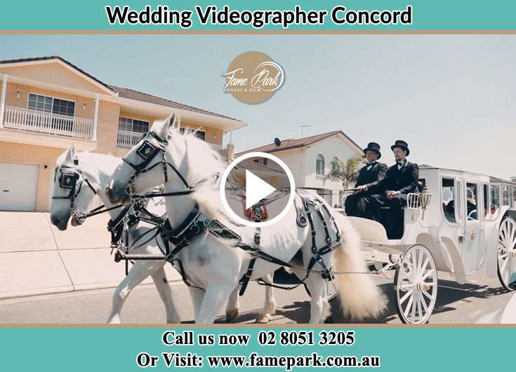 The wedding carriage Concord NSW 2137