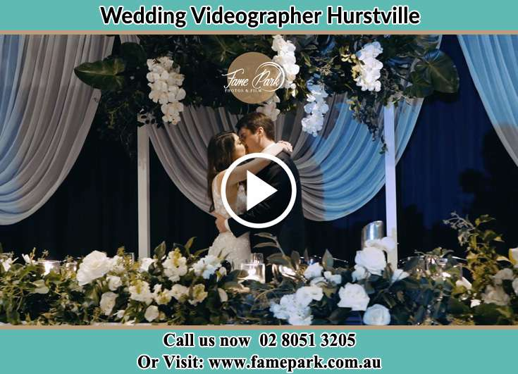 The new couple kissing Hurstville NSW 2220