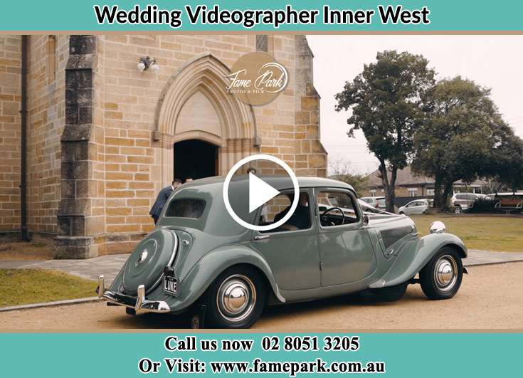 Wedding Cinematographer Inner West