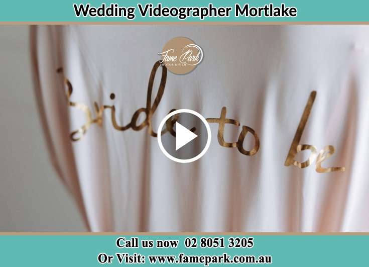 Bride to be Mortlake NSW 2137
