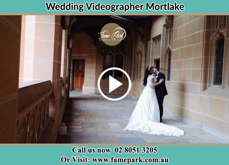 The new couple kissing on the hallway Mortlake NSW 2137