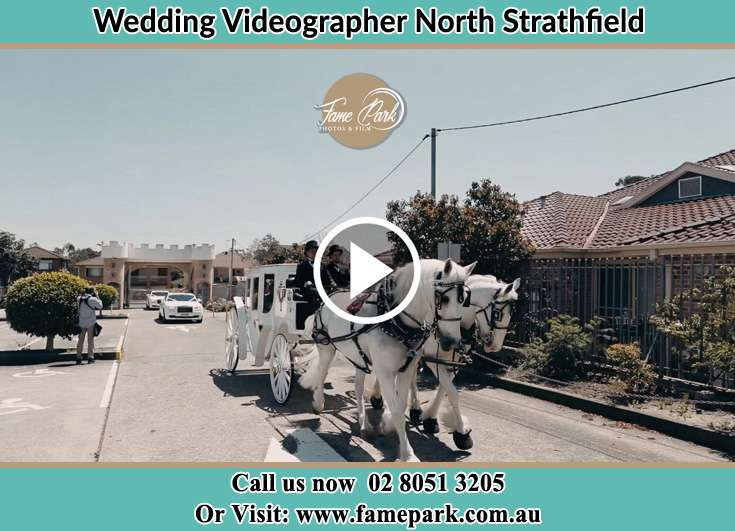 The wedding carriage North Strathfield NSW 2137