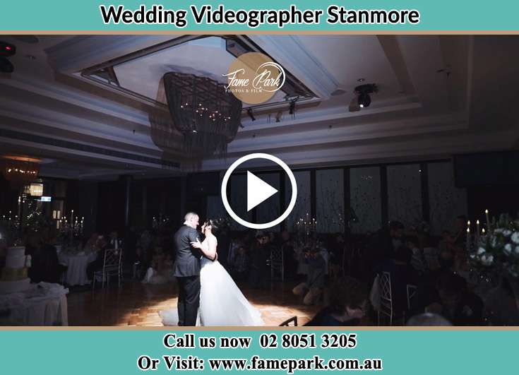 The newly wed first dance Stanmore NSW 2048